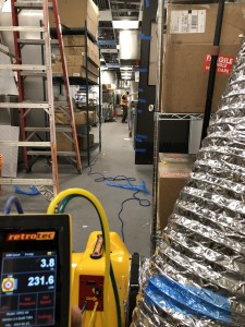 Mechanical Acceptance Testing